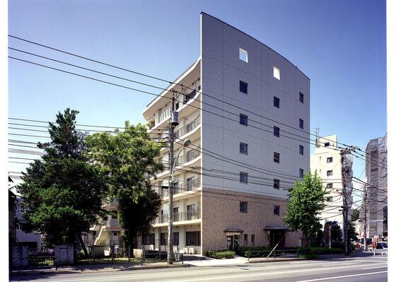 介護付有料老人ホーム 東京