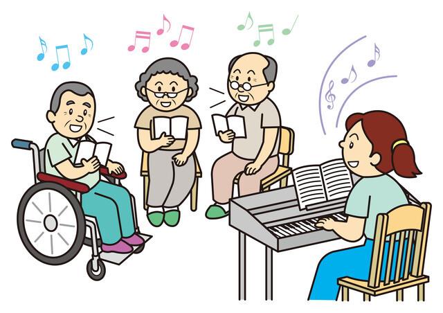 入居者に聞いた】音楽療法として...